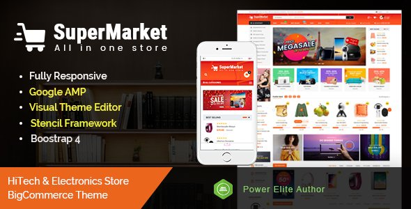 Supermarket - Responsive MultiPurpose HTML 5 Template Nulled