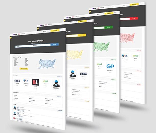 JobClass - Job Board Web Application Nulled