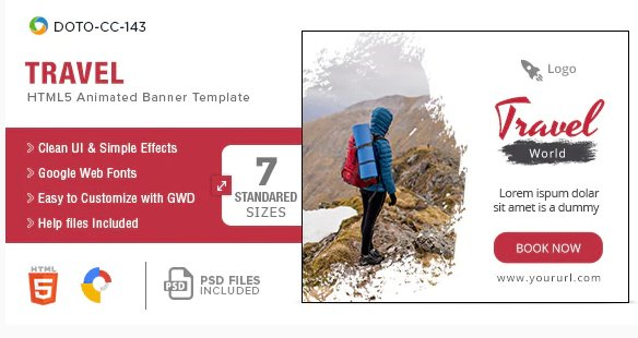 HTML5 Travel Nulled Free