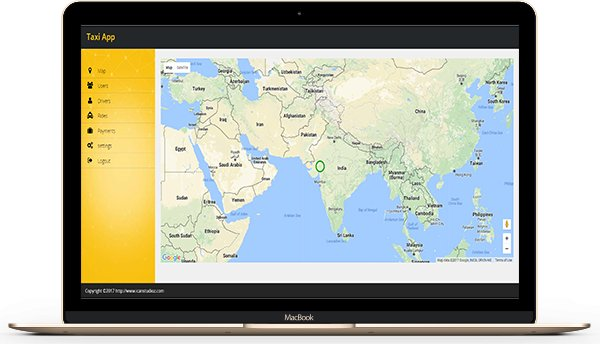 Taxi booking app & web dashboard, complete solution Nulled
