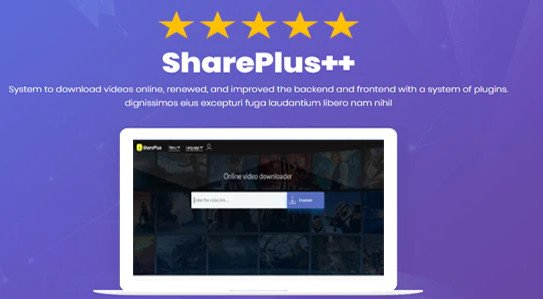 Shareplus++ YouTube Video Downloader Nulled