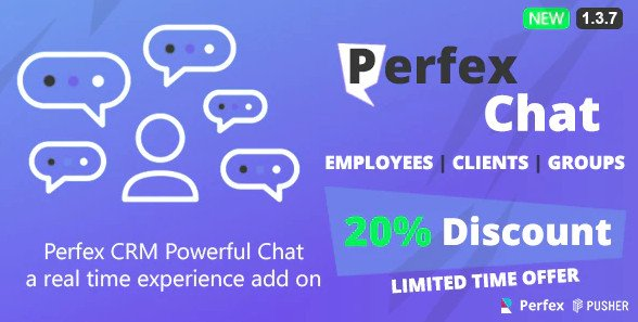 Perfex CRM Chat v1.3.6 Nulled