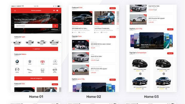 Car Spot app