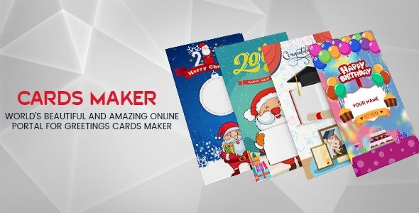 Cards Maker v1.5 Nulled