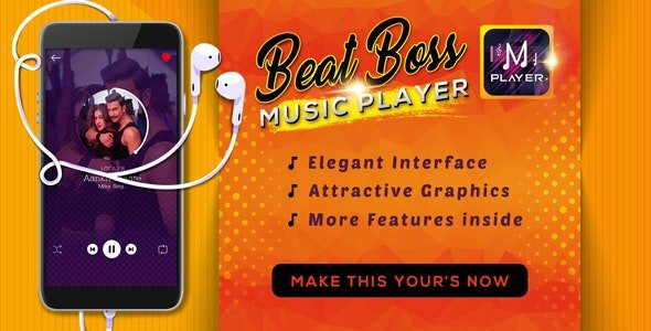 Beat Boss : Music Players v1.0 Nulled