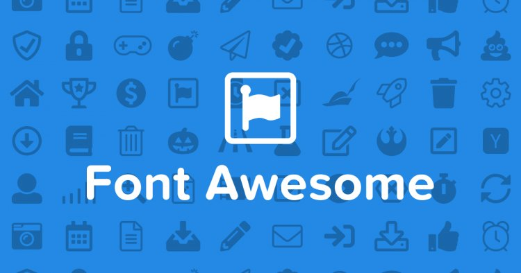 Font Awesome Pro V5.12 Free