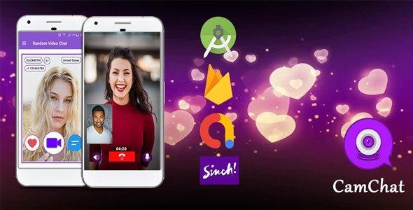 CamChat - Android Dating App with Voice/Video Calls Free