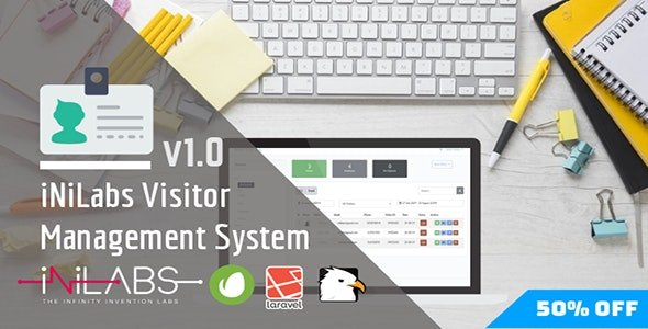 Visitor Pass Management System Nulled