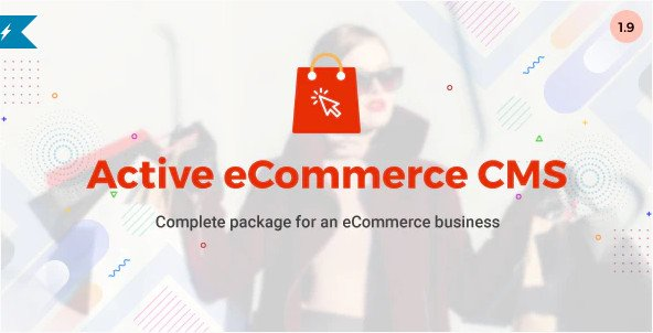 Active eCommerce CMS v3.1 Nulled