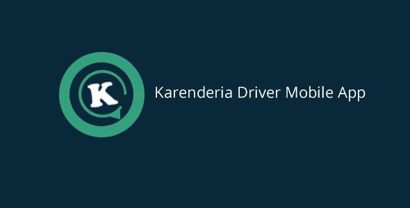 Karenderia Driver Mobile App Free