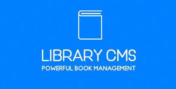 Library CMS - Powerful Book Management System Nulled