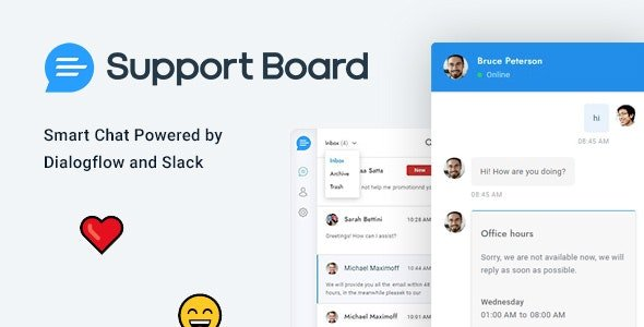 Chat - Support Board - Chat PHP Plugin