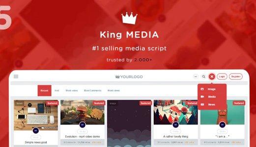 King Media - Viral Magazine News Video