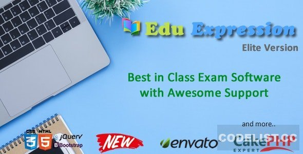 EduEx Online Exam Software Elite