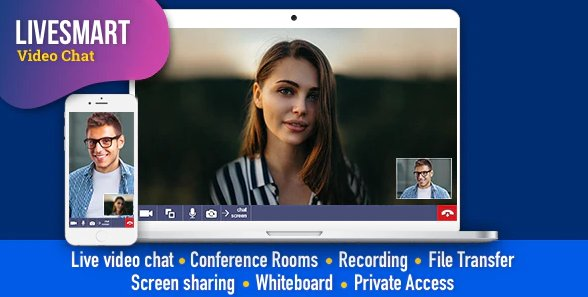 LiveSmart Video Chat v2.0.23 Nulled