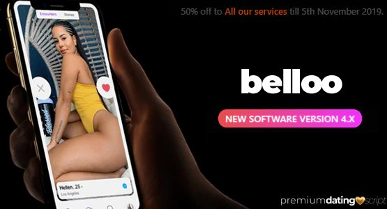 Belloo - Complete Premium Dating Software v4.2.4 Nulled