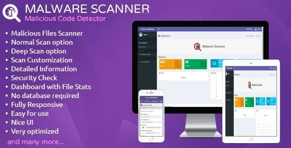Malware Scanner - Malicious Code Detector v1.5
