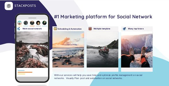 Stackposts - Social Marketing Tool v7.0.3