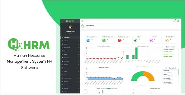 HR Manager - Human Resource Management System HR Software (HRMS) v4.1 Nulled