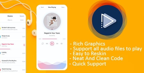 Reno Music Player v1.0 - MP3 Player