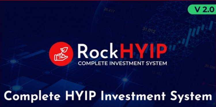 Free script php hyip investment investment bank vice president linkedin