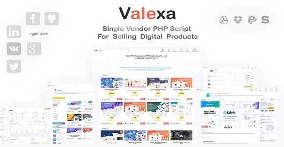 PHP Script For Selling Digital Products And Digital Downloads v1.2.1