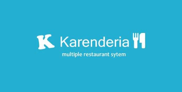 Karenderia Multiple Restaurant System v5.4