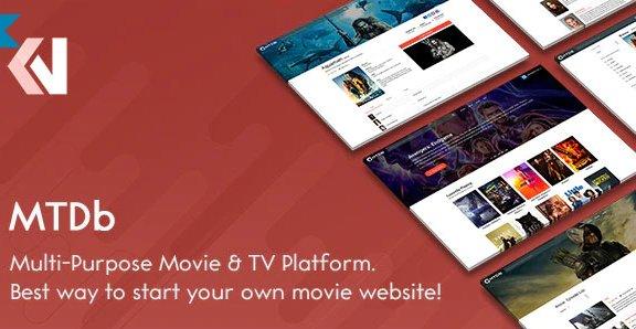 MTDb - Ultimate Movie&TV Database v3.2.1
