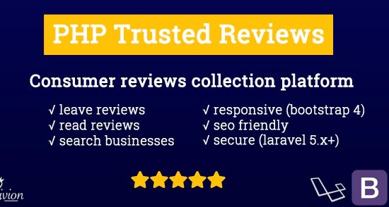 PHP Trusted Reviews v1.0.7