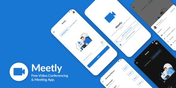 Meetly - Free Video Conferencing & Meeting App v1.13
