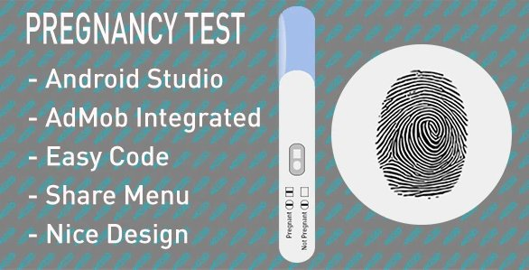 Pregnancy Test Prank - Android Studio + AdMob v1.0