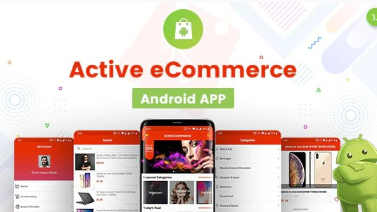 Active eCommerce Android App v1.0