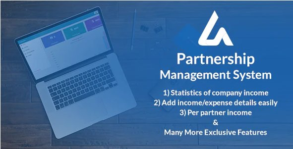 Partnership Management System v1.0.1