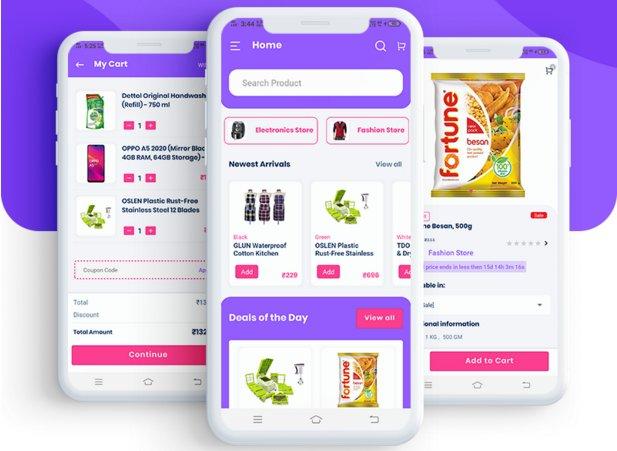 ProShop Multi Vendor - Multipurpose Woocommerce Android App v2.0.0