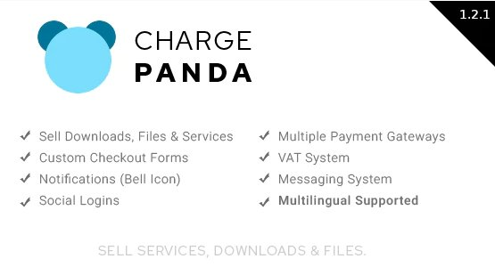 ChargePanda - Sell Downloads, Files and Services v1.3