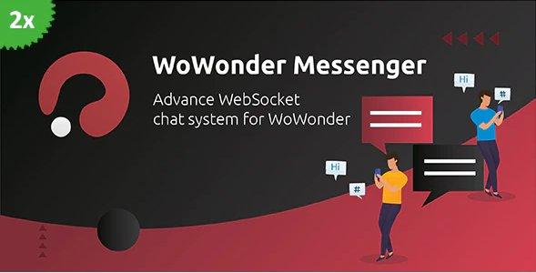 Real-Time Messenger (websocket) & Music Plugin for WoWonder Social Network (Free audio/video calls) v1.3
