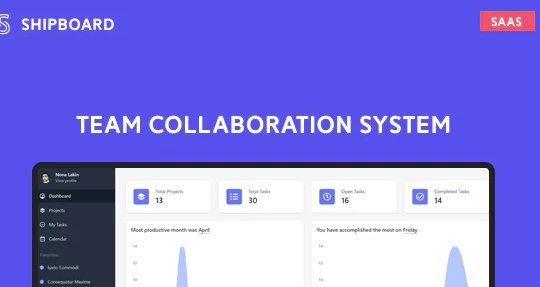 Shipboard SaaS - Team Collaboration System v1.2.3