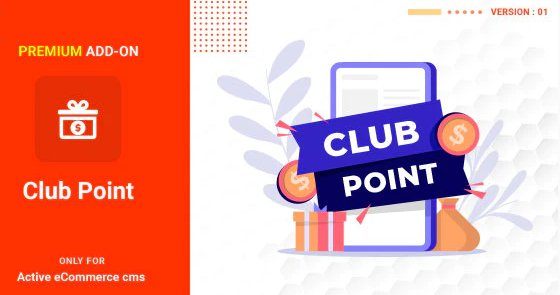 Active eCommerce Club Point Add-on v1.3 Nulled