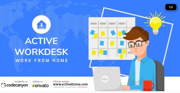 Active Workdesk CMS v1.3 Nulled