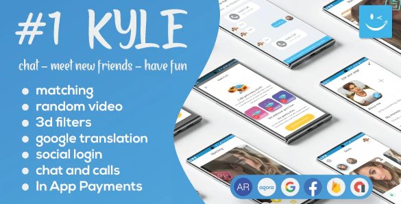 Kyle - Premium Random Video & Dating and Matching v17.0