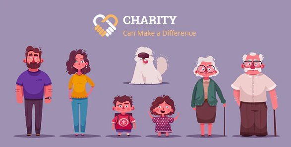 Charity – Nonprofit Charity System with Website v1.1