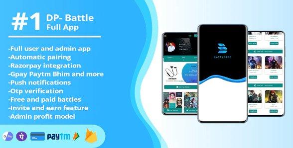 BattleApp v1.0