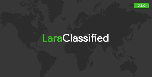 LaraClassified - Classified Ads Web Application v8.0.1 Nulled