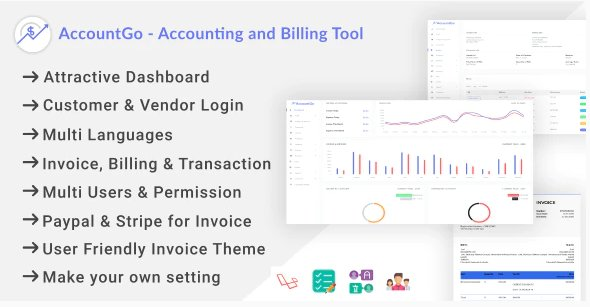 AccountGo - Accounting and Billing Tool v2.1