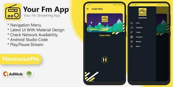Your Fm App v1.0