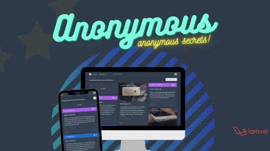 Anonymous - Secret Confessions