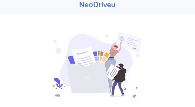 NEODRIVE V2.6 - file exchange script