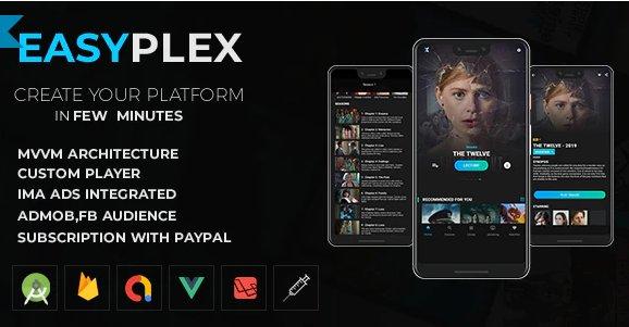 EasyPlex - Movies - Live Streaming - TV Series, Anime v1.4