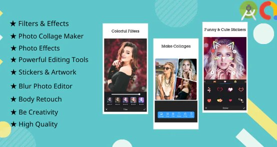 Picee - Photo Editor, Collage Maker v1.0