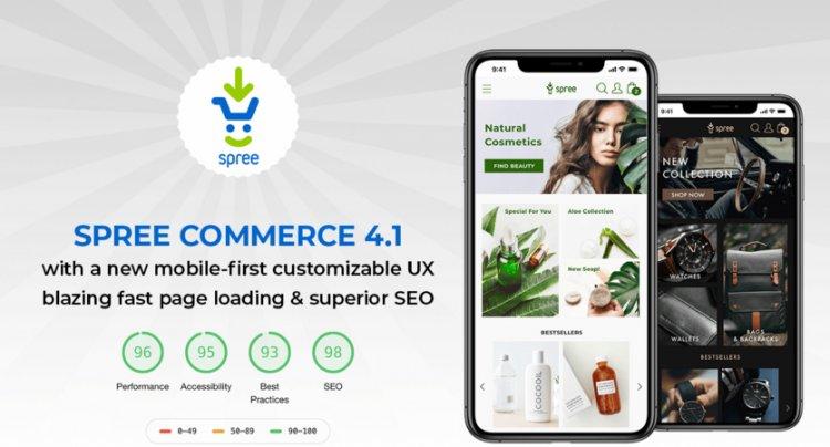Spree Commerce v4.1